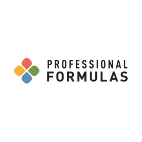 Professional Formulas